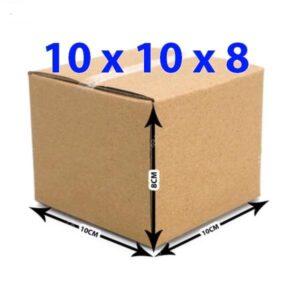 hop giay carton 10x10x8 300x300 - Hộp giấy carton 11x11x12 (3 lớp)