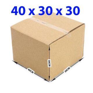 Thùng giấy carton 40x30x30 (5 lớp)