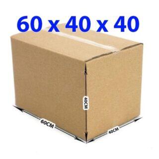Thùng giấy carton 60x40x40 (5 lớp)