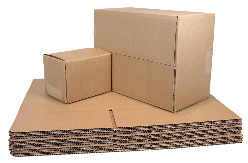 thung giay di may bay1 - Mua thùng giấy carton giá rẻ ở đâu TPHCM?