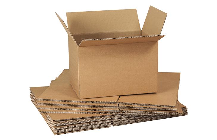 thung giay di may bay2 - Thùng giấy carton 40x30x30 (3 lớp)_(SL:1 Thùng)