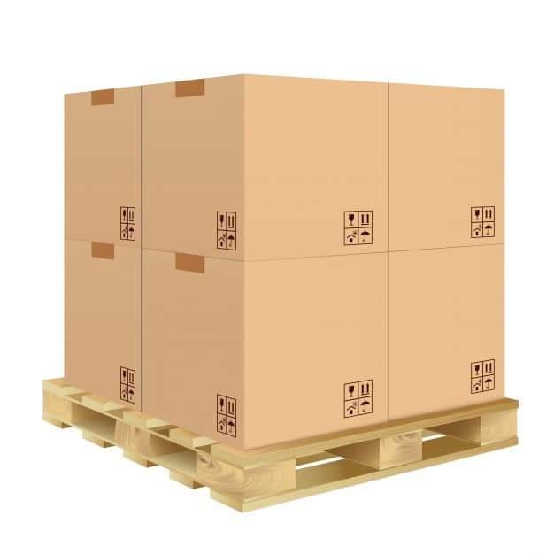 Thùng giấy carton đựng đồ gỗ, nội thất cao cấp