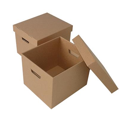 Thùng carton, hộp carton đựng giấy A4, A3, tài liệu