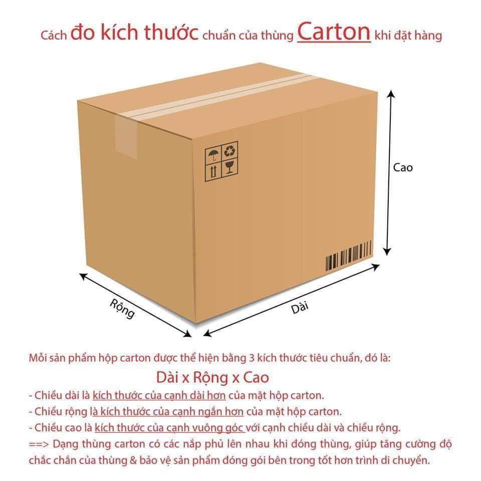 cach do kich thuoc thung carton - Cách đo kích thước thùng carton chuẩn để đặt làm thùng carton
