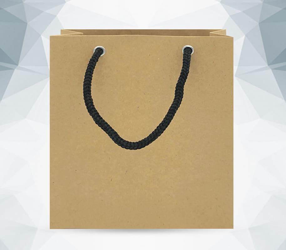 tui giay Kraft tron - Túi giấy kraft trơn có sẵn mua ở đâu?