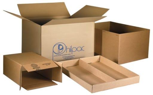 Thùng giấy carton, hộp giấy carton đựng quần áo