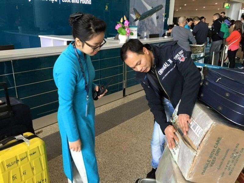 mua thùng carton đóng hàng đi máy bay