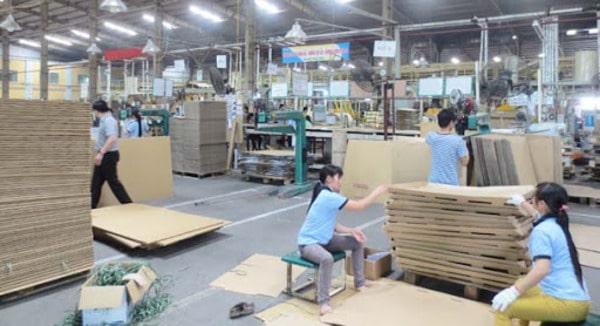 công ty sản xuất thùng carton tại tphcm