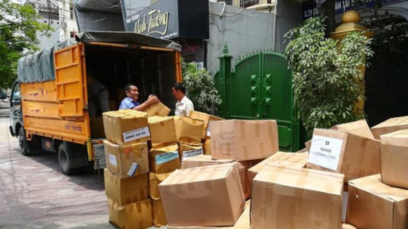 thung carton chuyen nha 2 - Thùng giấy carton chuyển nhà (KT:70x50x50)-(SL:1 Thùng)