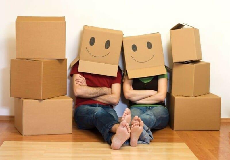 thung carton chuyen nha 3 - Thùng giấy carton chuyển nhà (KT:70x50x50)-(SL:1 Thùng)