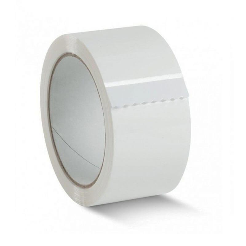 bang keo mau trang 1 - Băng keo màu trắng dán thùng carton