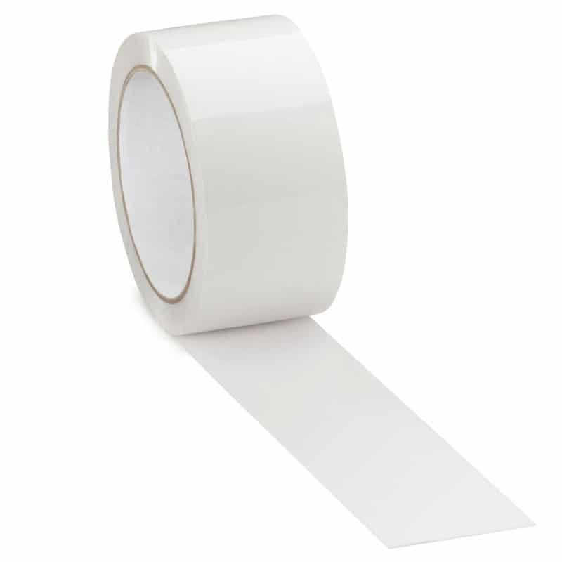 bang keo mau trang 2 - Băng keo màu trắng dán thùng carton