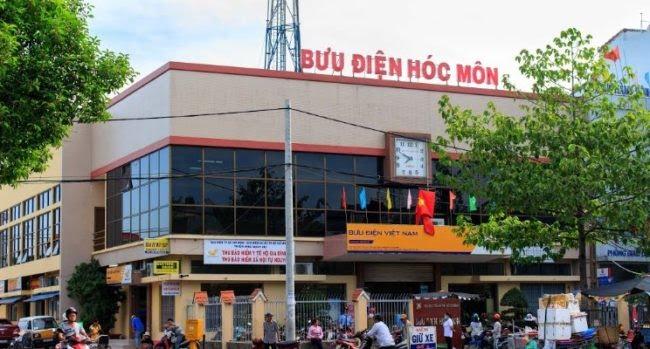 Địa chỉ bưu điện, danh sách bưu cục-EMS-VNPOST Huyện Hóc Môn TPHCM