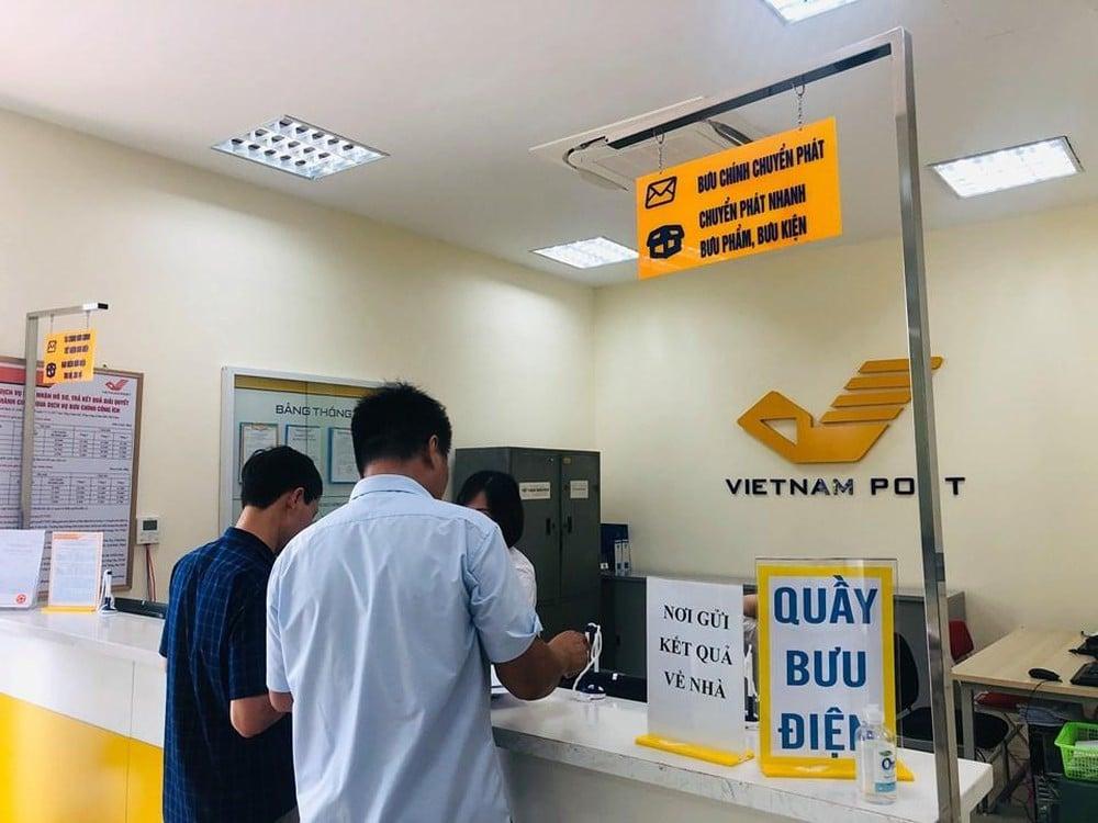 Địa chỉ bưu điện, danh sách bưu cục-EMS-VNPOST Quận Tân Phú TPHCM