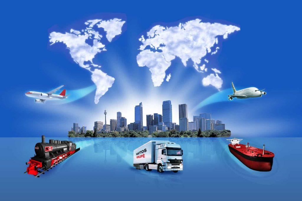 Địa chỉ công ty gởi hàng hoá đi nước ngoài