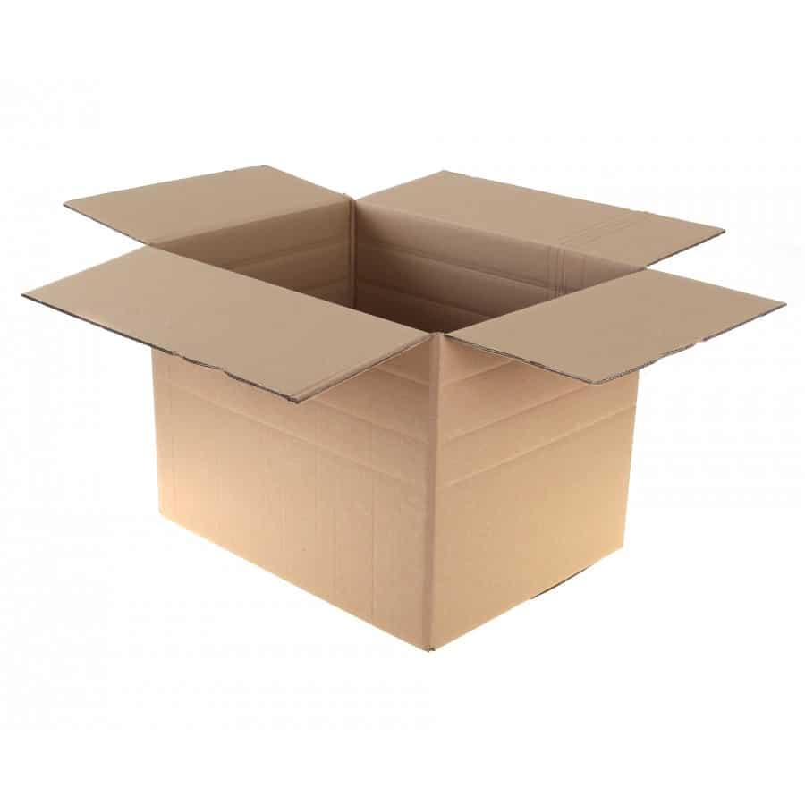 hop giay - Hộp giấy carton 15x15x5 (3 lớp)_(SL:50 hộp)
