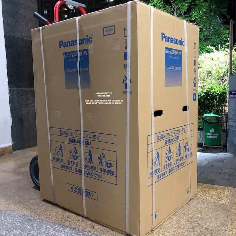 Thùng giấy carton đựng máy giặt, máy sấy
