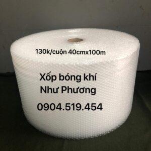 Xốp Bong Bóng Khí 40cm x 100m