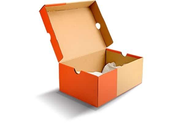Hộp giấy carton đựng giày (KT:30x20x10)-(SL:50 hộp)