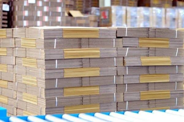 Thùng carton đựng tủ lạnh (KT:63x59x155)-(SL:1 Thùng)