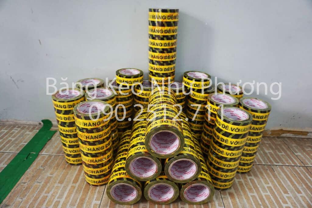 bangkeodevo1 1 1024x683 - Băng Keo Hàng Dễ Vỡ _ ( SL: 6 cuộn/cây)
