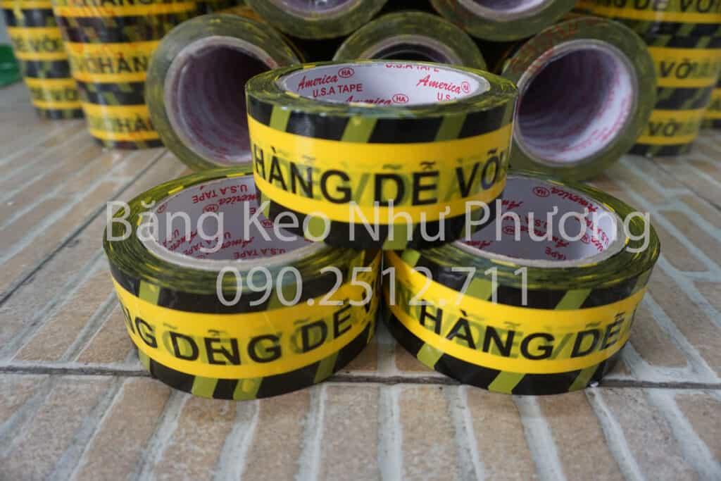bangkeodevo3 1024x683 - Băng Keo Hàng Dễ Vỡ _ ( SL: 6 cuộn/cây)